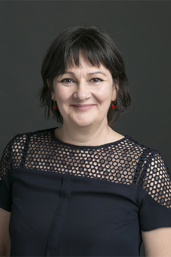 Photo of Valérie Baran