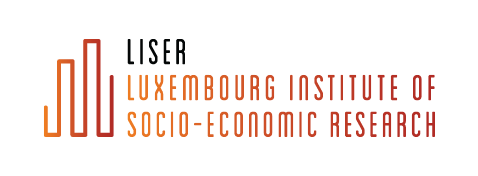 Luxembourg Institute of Socio-Economic Research LISER logo